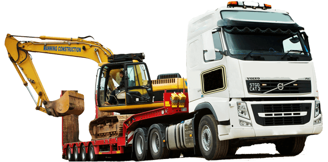 Logistics services for construction industry, фото-1