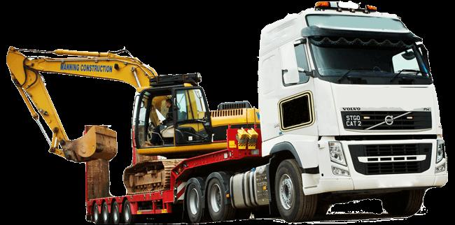 Логистические услуги – строительная отрасль, фото-1