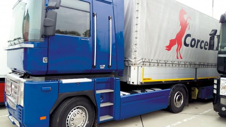 Здійснили міжнародне автоперевезення горілчаних виробів