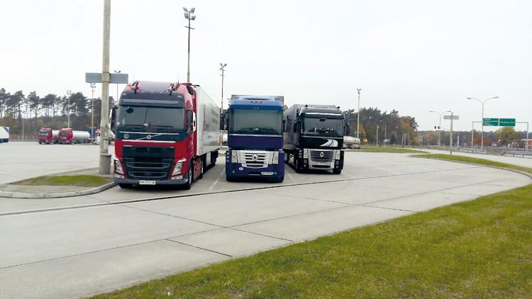 Перевезення палет з України в Європу