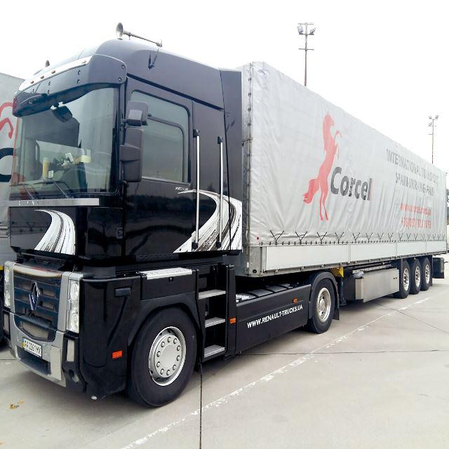 Regular trucking Poland-Ukraine, фото-7