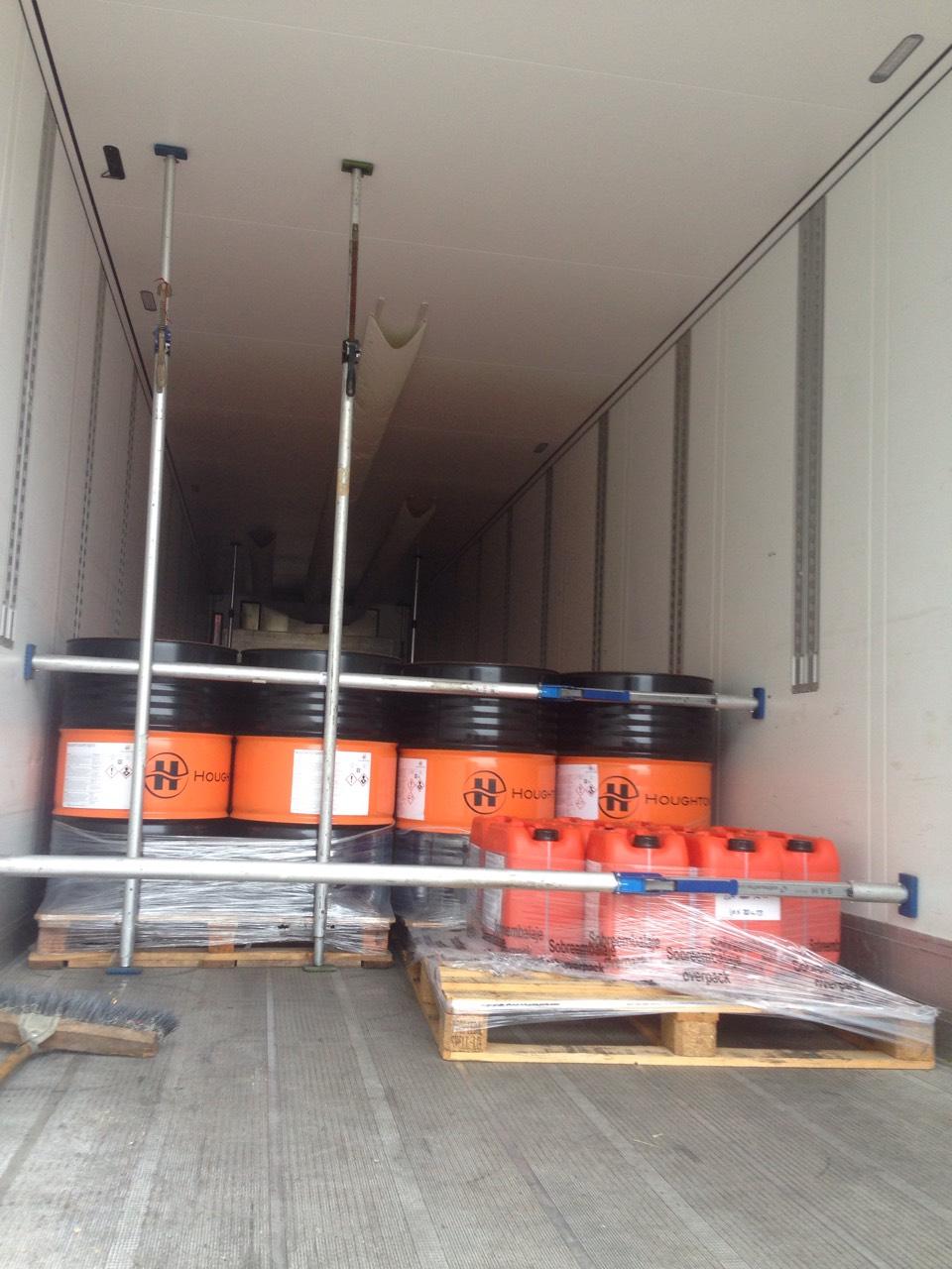 Transportation of hydraulic fluid from Spain (ADR 3), фото-2