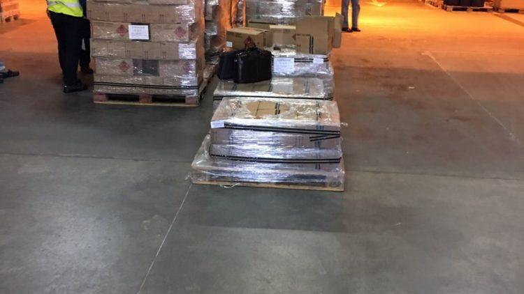 Transporte de encendedores desde España a Ucrania (ADR 2)