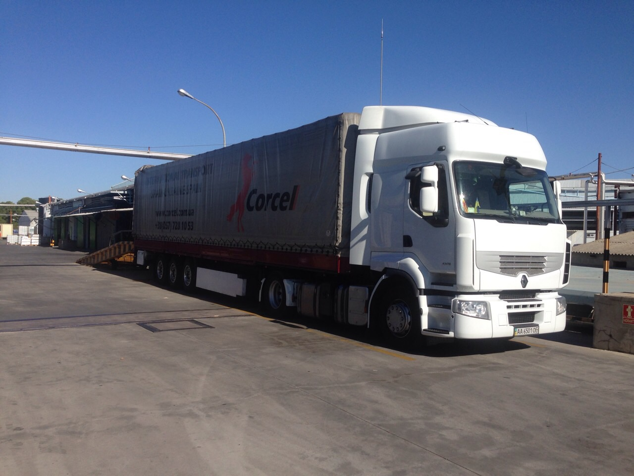 We delivered equipment from Spain to Ukraine (Dnepr), фото-2
