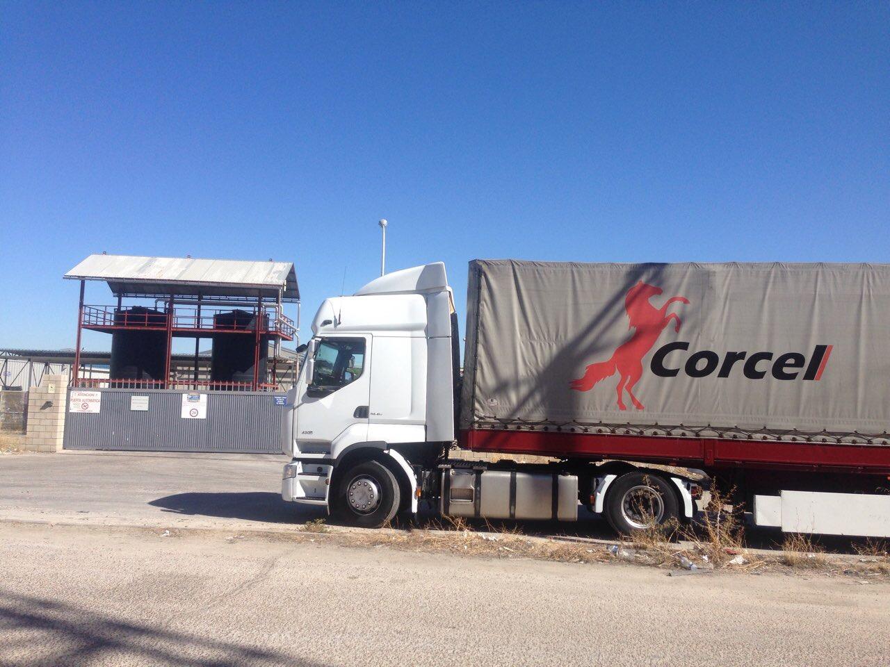 Доставили оборудование из Испании в Украину (Днепр), фото-1