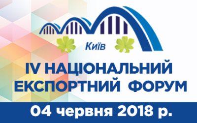 IV Национальный форум по поддержке экспорта