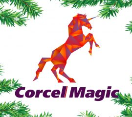 Corcel Magic. Corcel Group charity project.