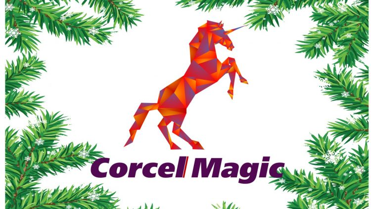 Corcel Magic. Благодійний проект Corcel Group.
