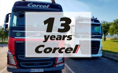 Happy birthday Corcel!
