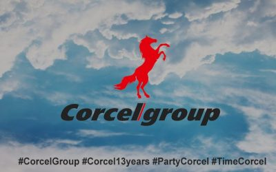 Celebrating 13 years of Corcel!