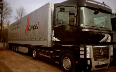 Перевозка оборудования для сельского хозяйства Испания-Украина