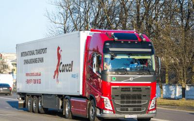 Консолидированная перевозка косметических средств из ЕС